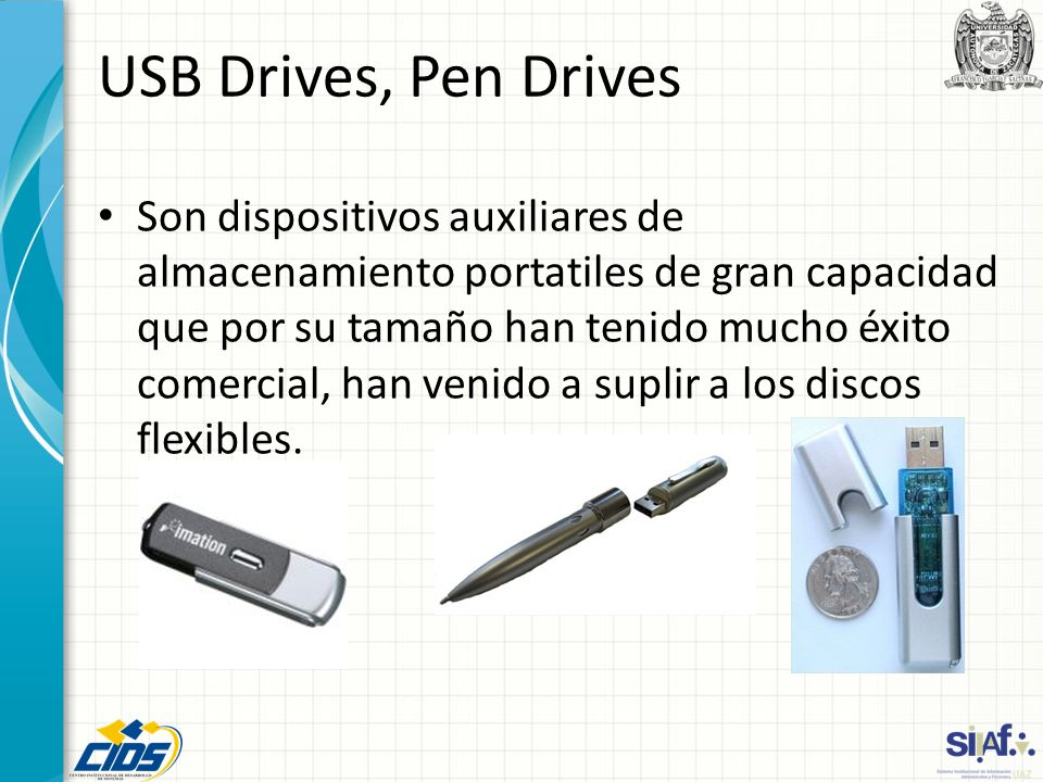 USB Drives, Pen Drives