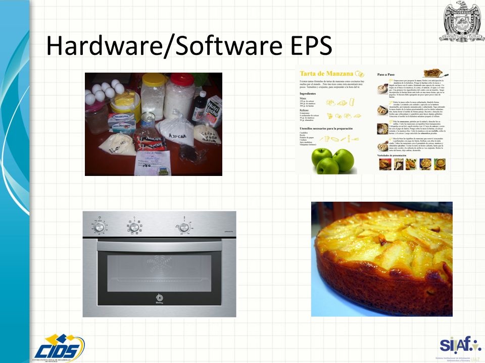 Hardware/Software EPS