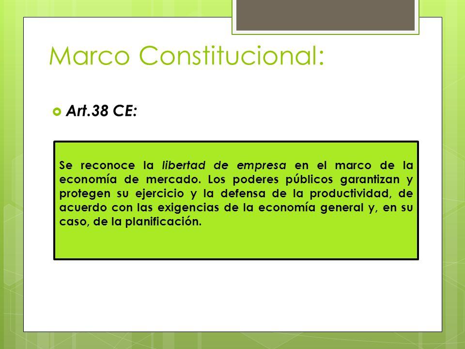 Marco Constitucional: