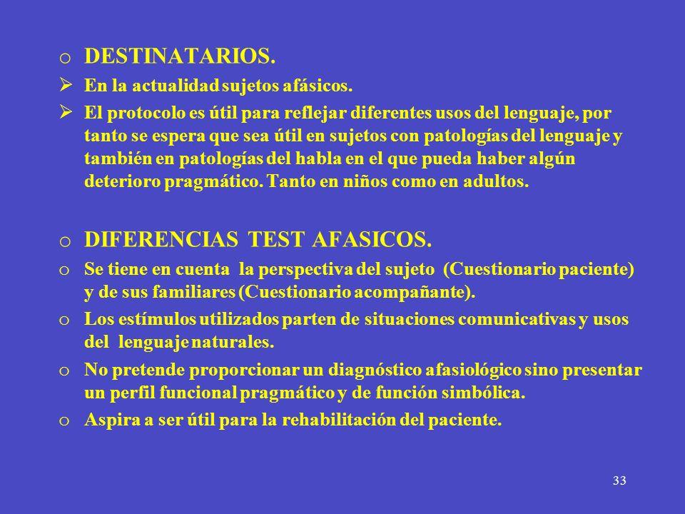 DIFERENCIAS TEST AFASICOS.
