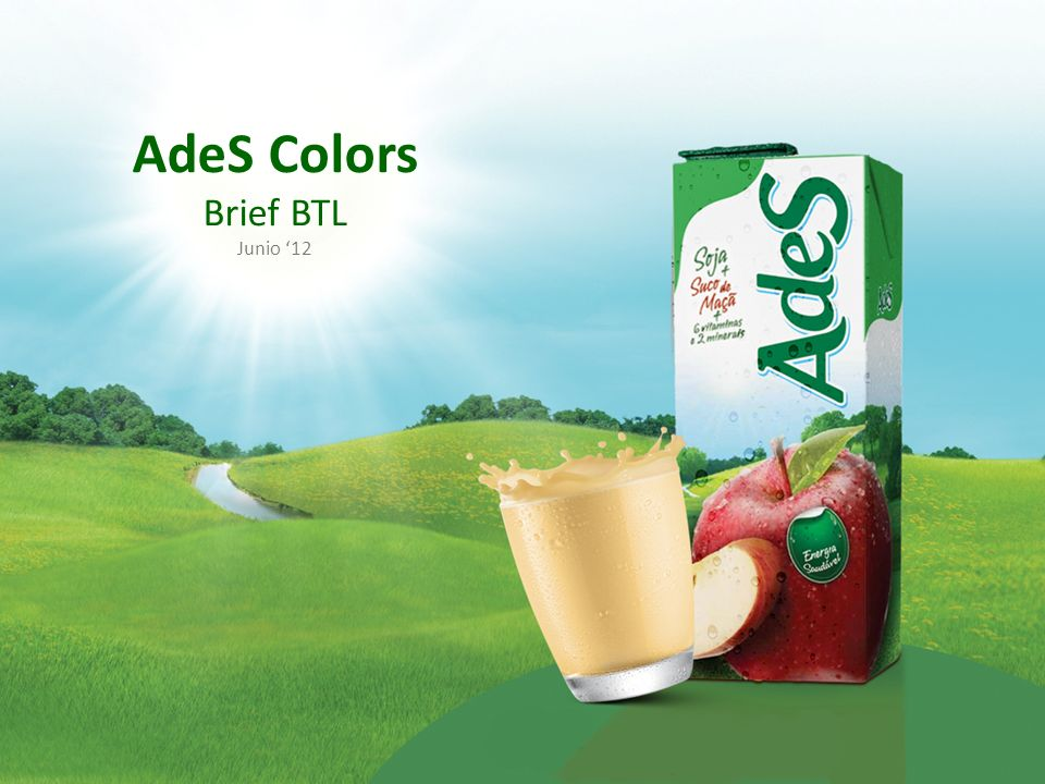 AdeS Colors Brief BTL Junio '12 October, 2010
