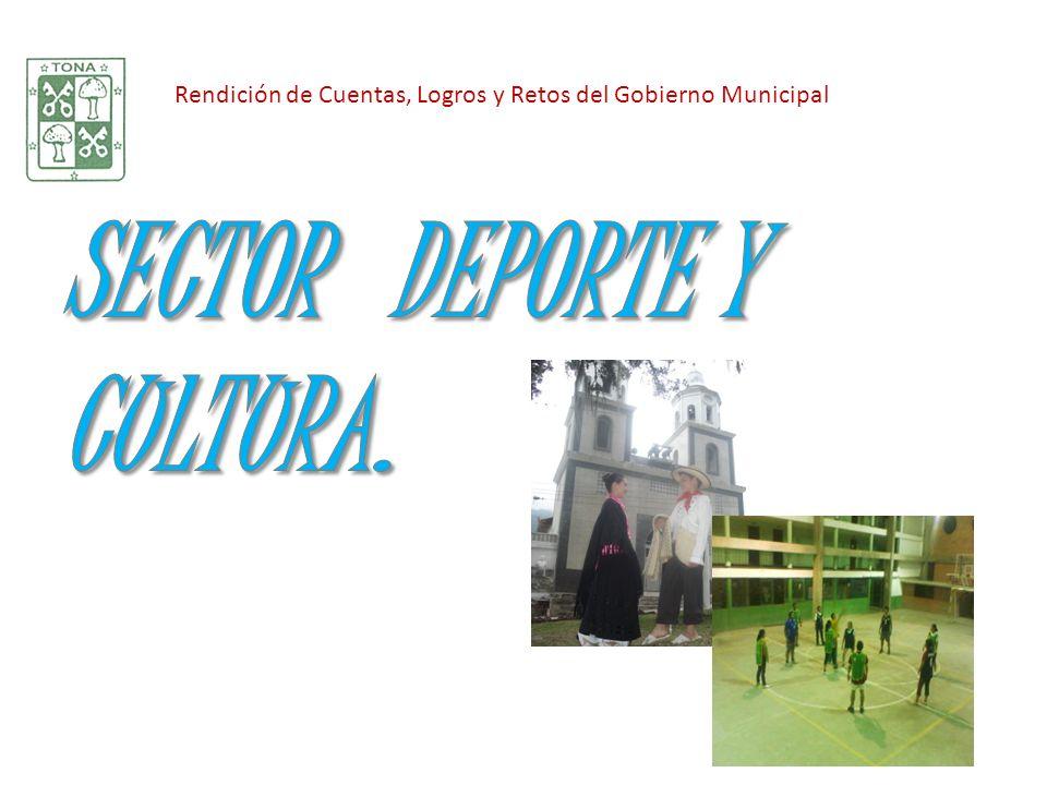 SECTOR DEPORTE Y CULTURA.