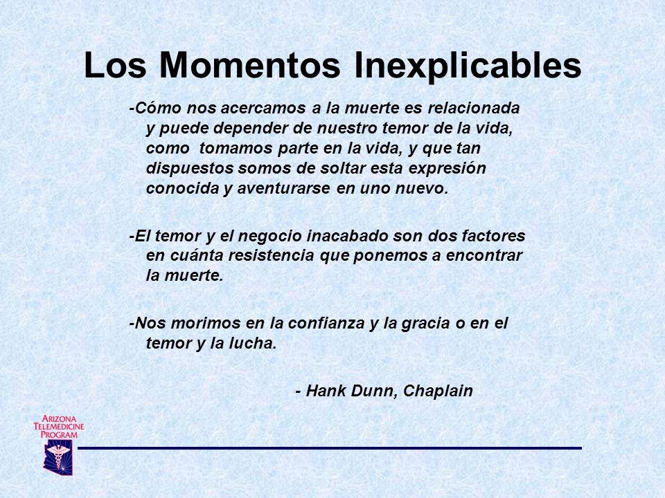 Los Momentos Inexplicables