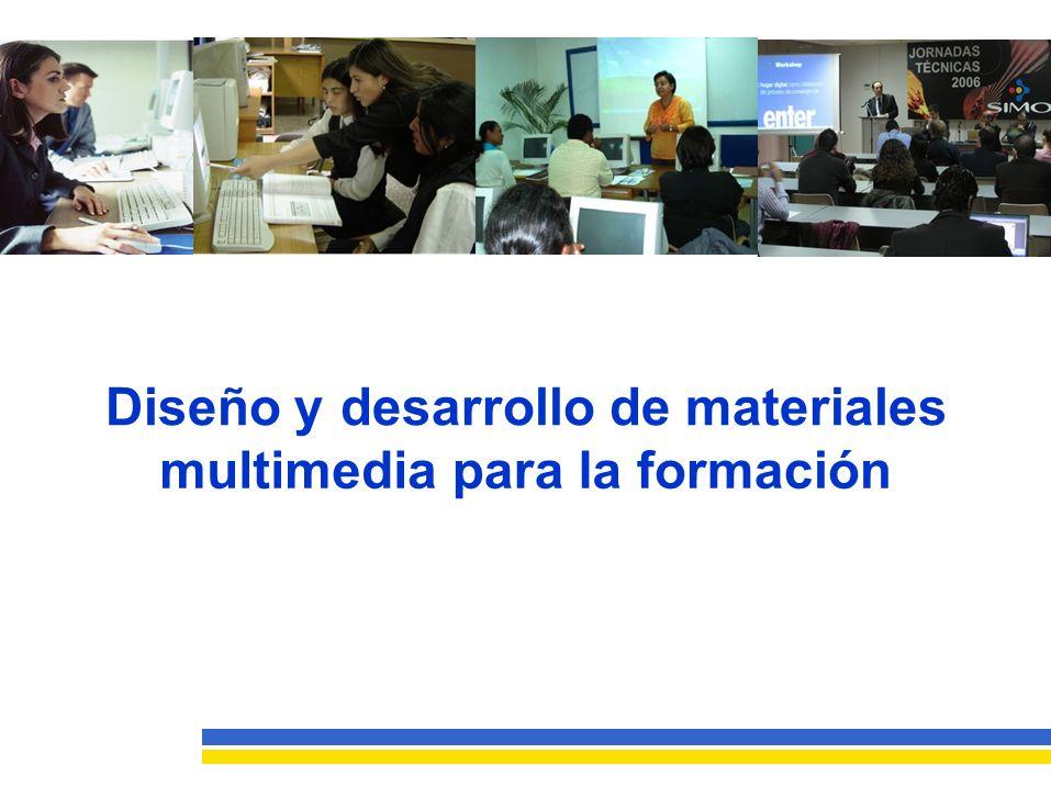 Diseño y desarrollo de materiales