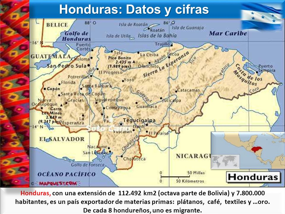De cada 8 hondureños, uno es migrante.