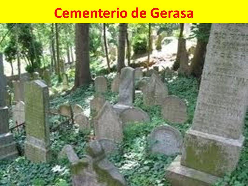Cementerio de Gerasa