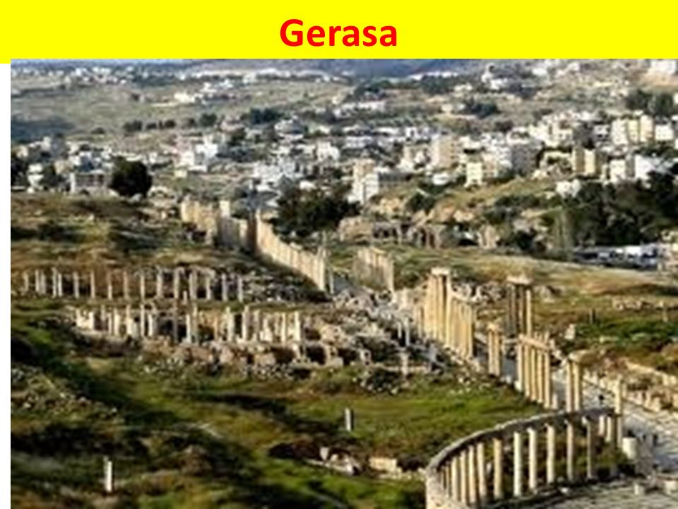 Gerasa