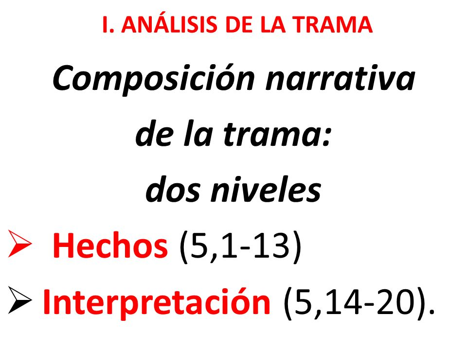 Composición narrativa