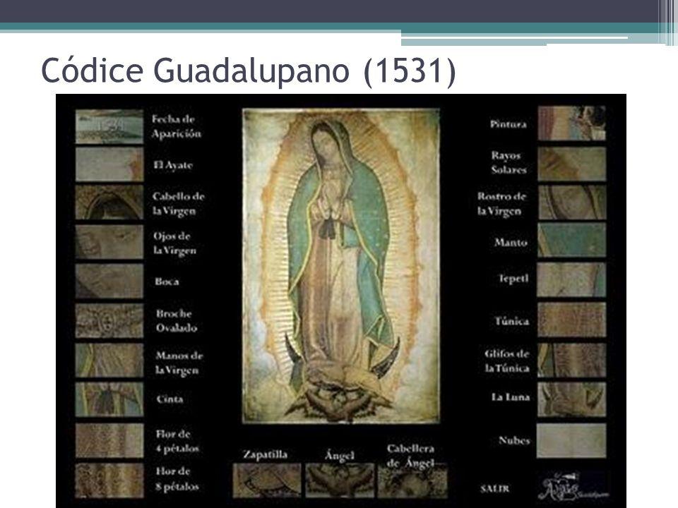 Códice Guadalupano (1531)