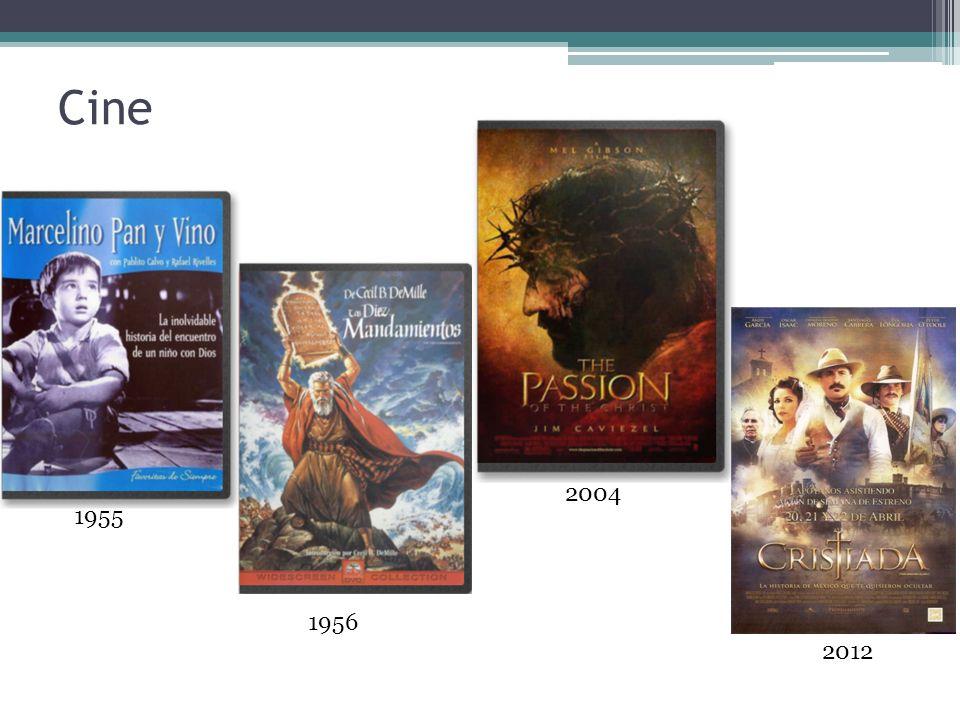 Cine 2004 1955 1956 2012
