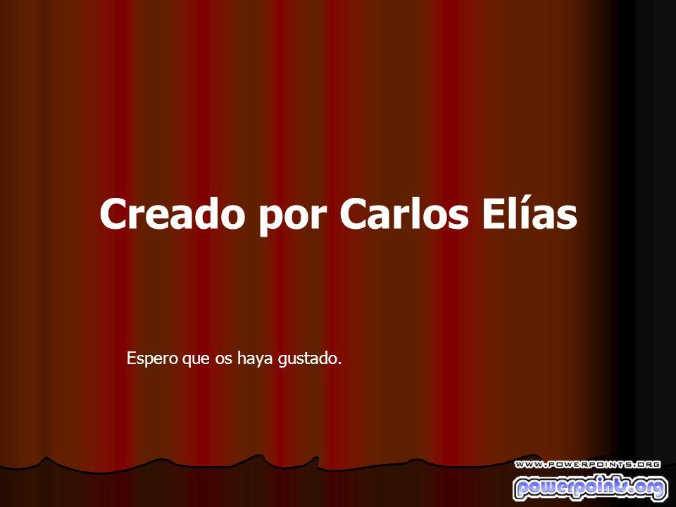 Creado por Carlos Elías