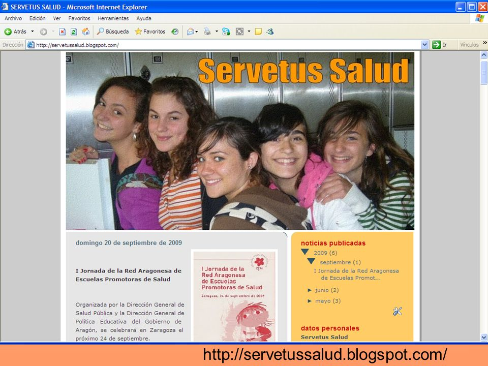 http://servetussalud.blogspot.com/