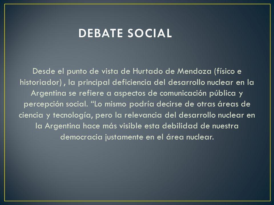 DEBATE SOCIAL