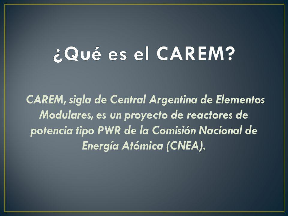 ¿Qué es el CAREM