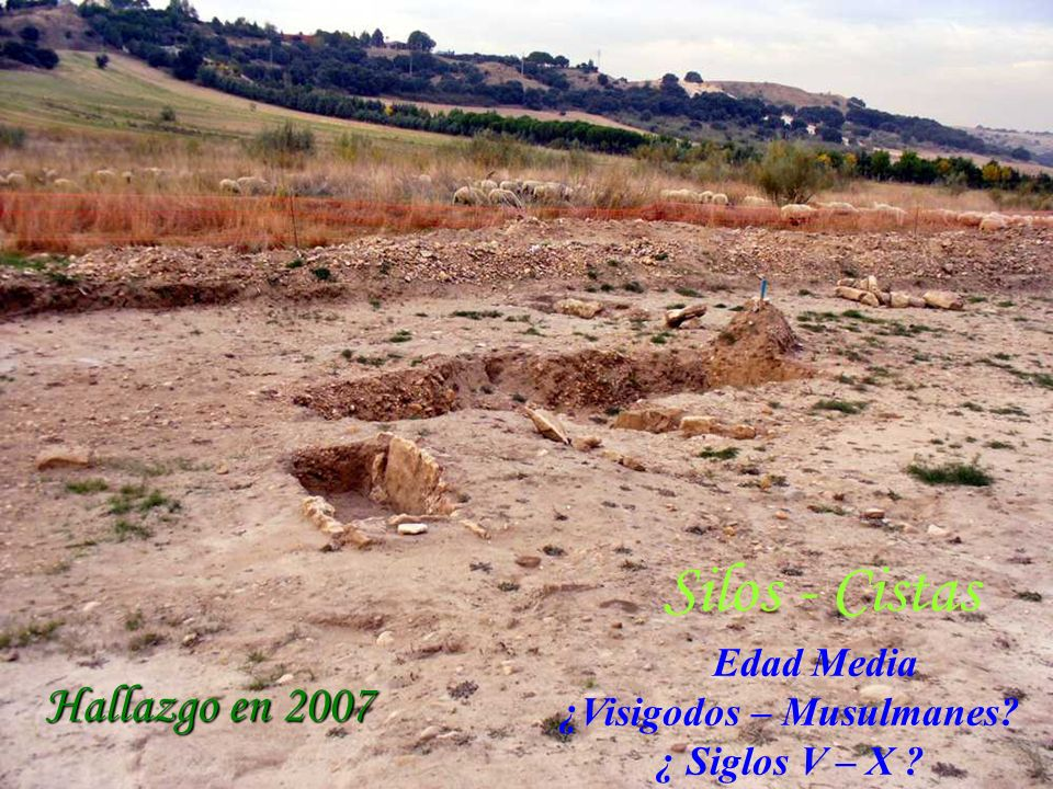 Edad Media ¿Visigodos – Musulmanes ¿ Siglos V – X