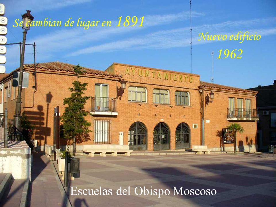 Escuelas del Obispo Moscoso