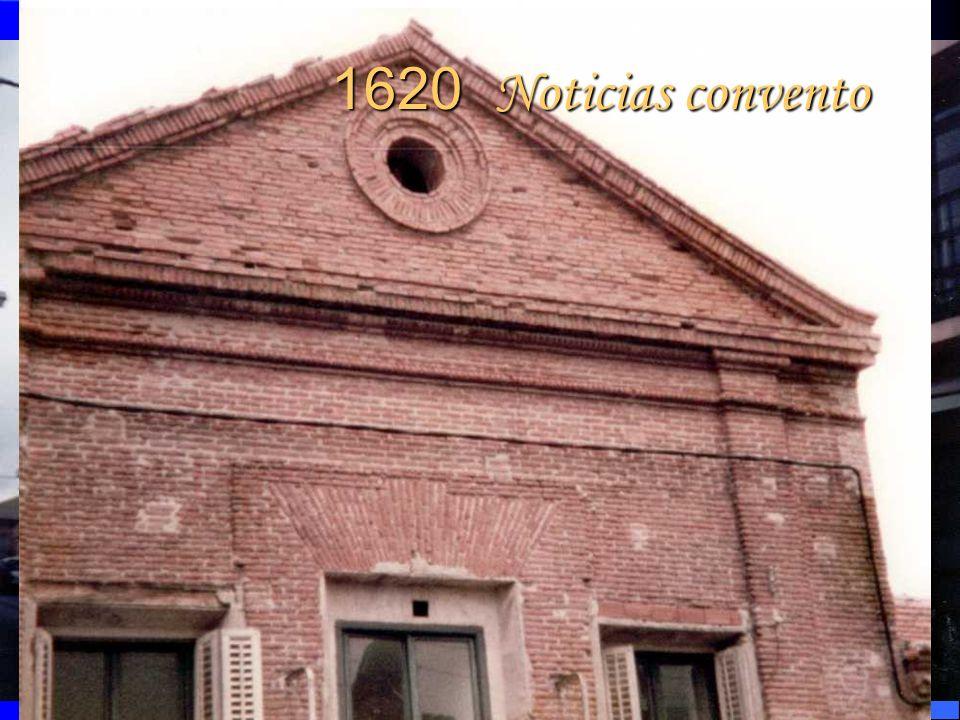 1620 Noticias convento