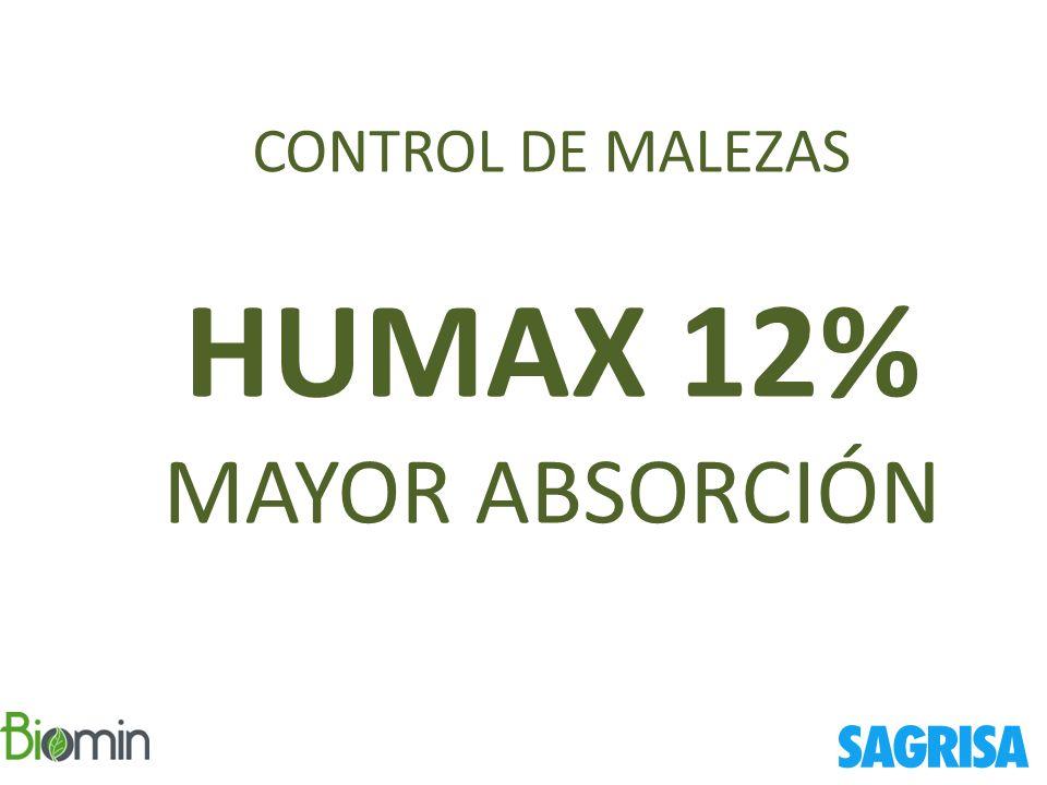 HUMAX 12% MAYOR ABSORCIÓN
