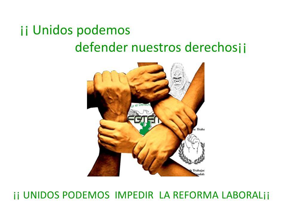 defender nuestros derechos¡¡