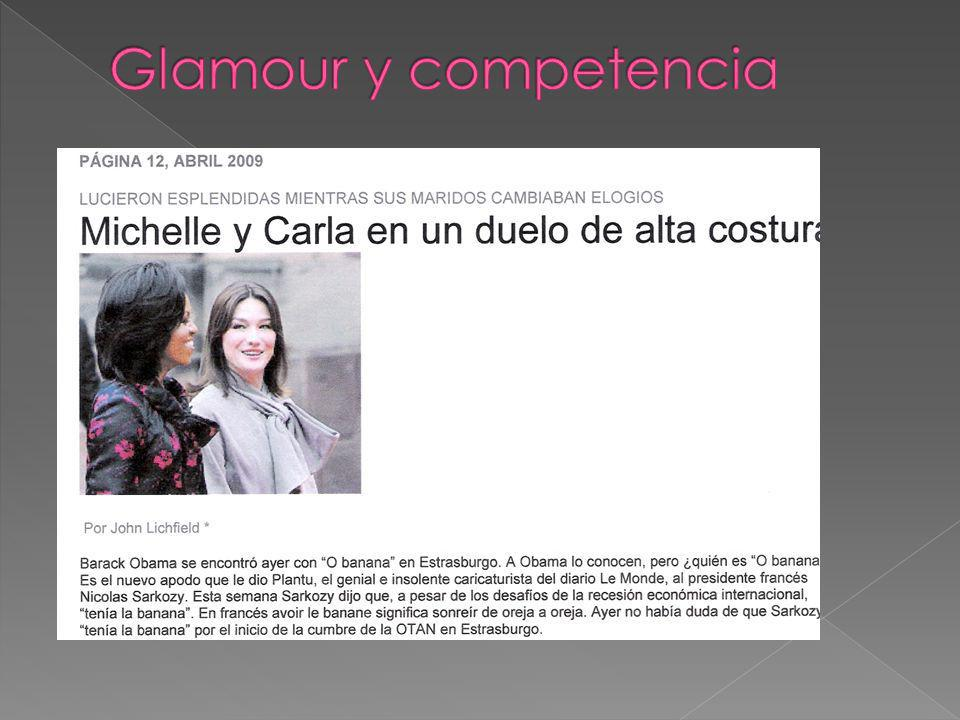 Glamour y competencia
