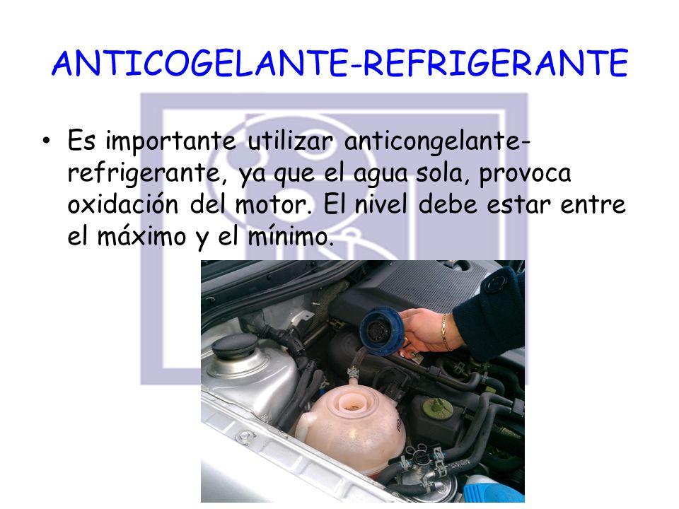 ANTICOGELANTE-REFRIGERANTE