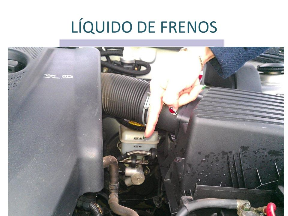 LÍQUIDO DE FRENOS