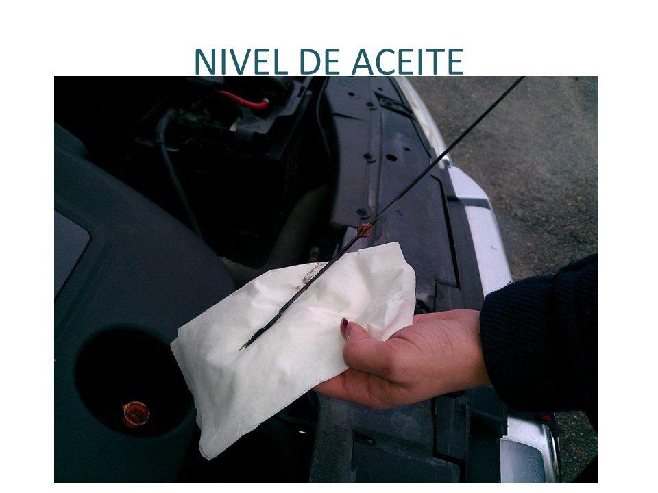 NIVEL DE ACEITE