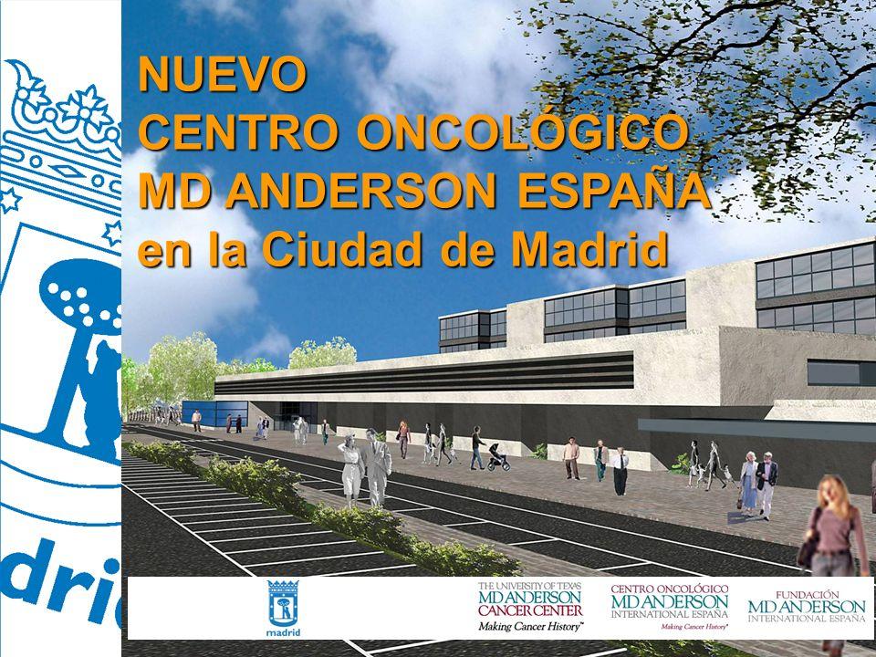 NUEVO CENTRO ONCOLÓGICO MD ANDERSON ESPAÑA en la Ciudad de Madrid