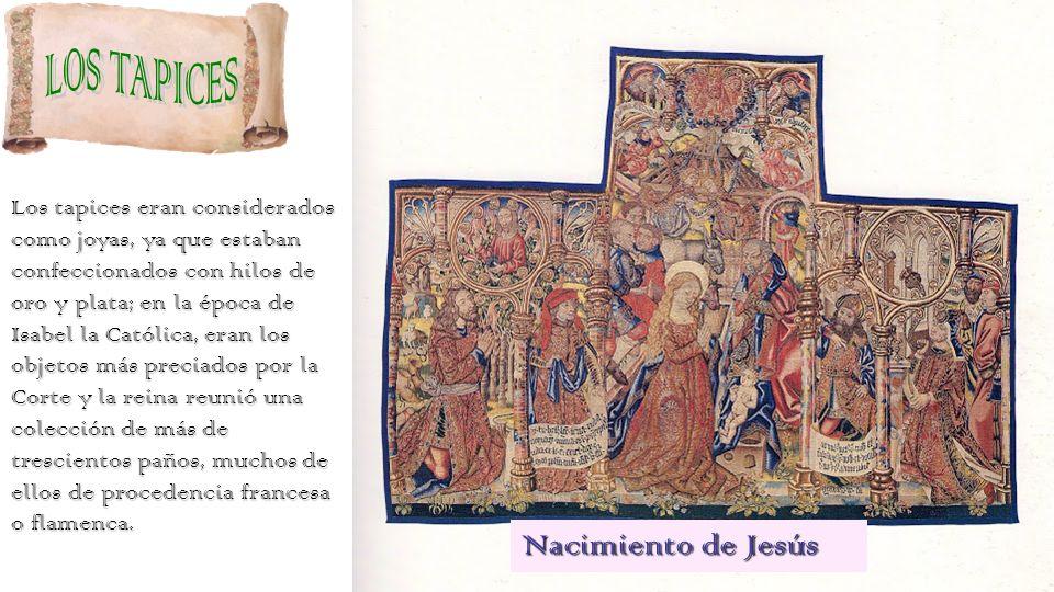 LOS TAPICES Nacimiento de Jesús