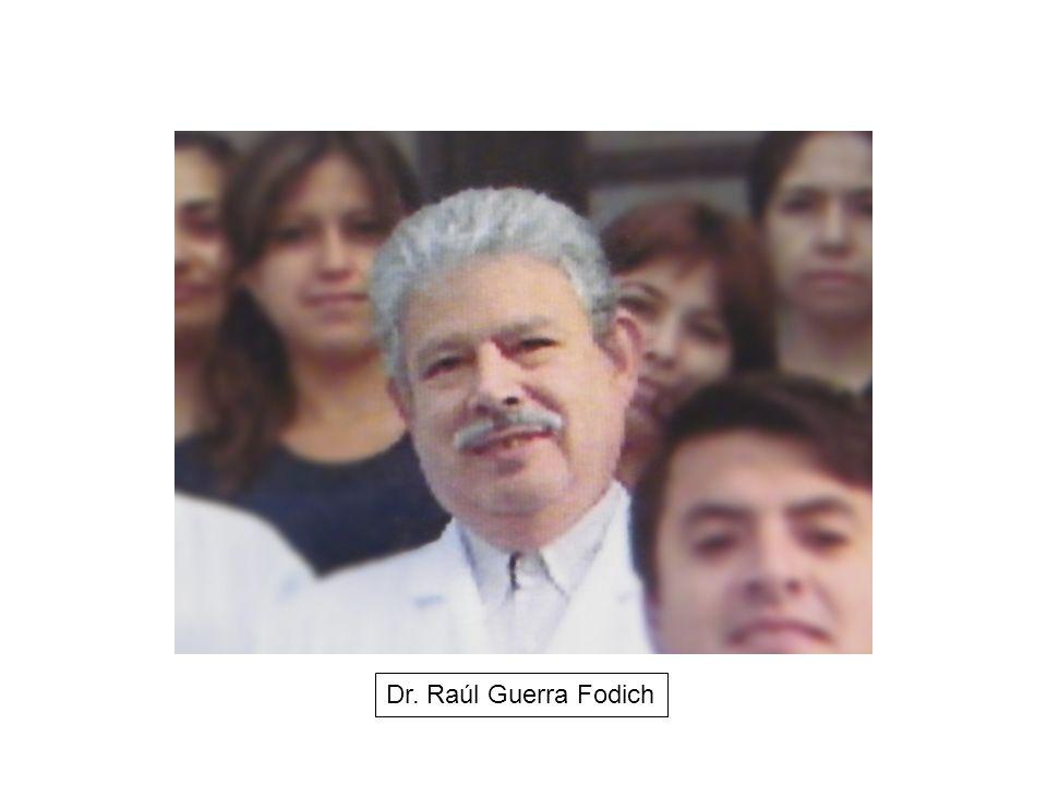 Dr. Raúl Guerra Fodich