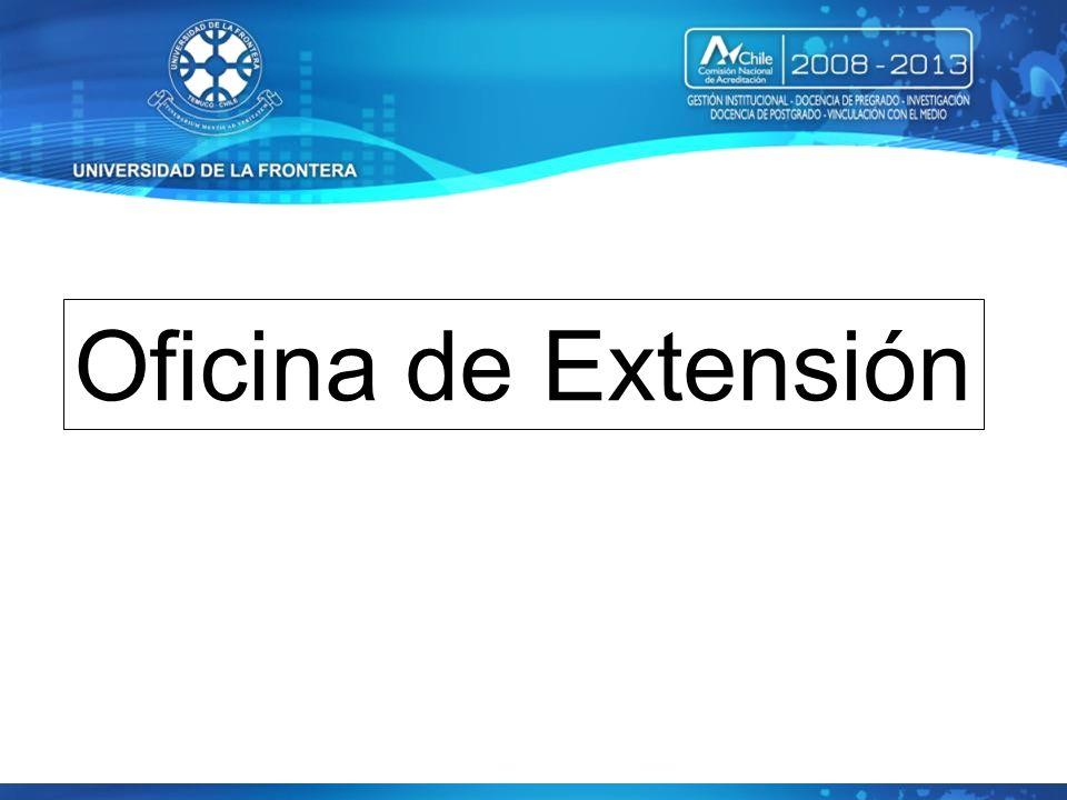 Oficina de Extensión