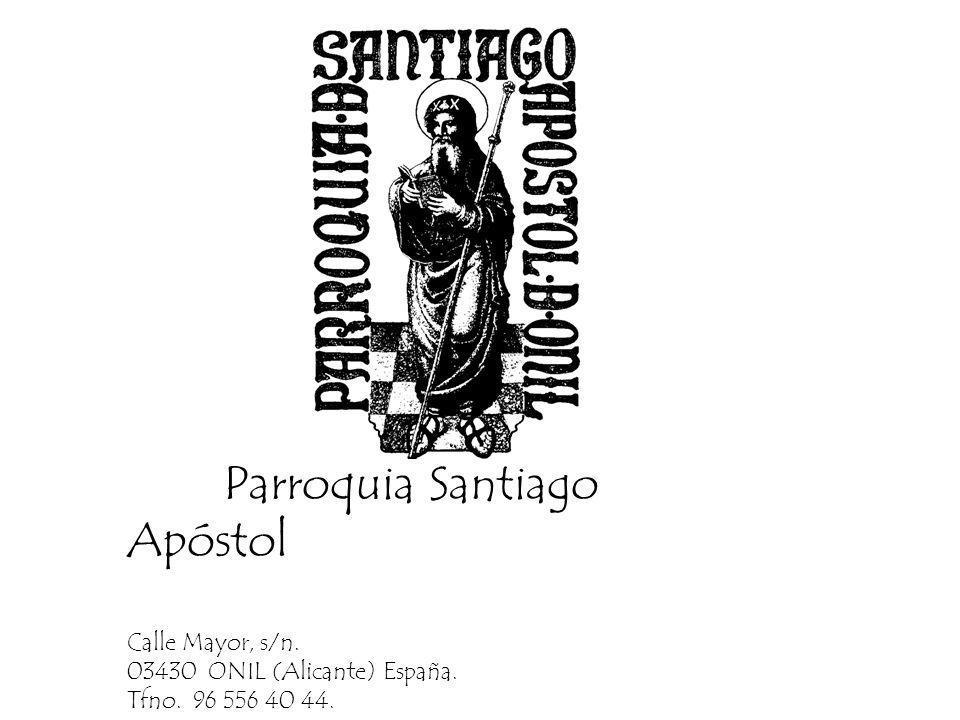 Parroquia Santiago Apóstol Calle Mayor, s/n