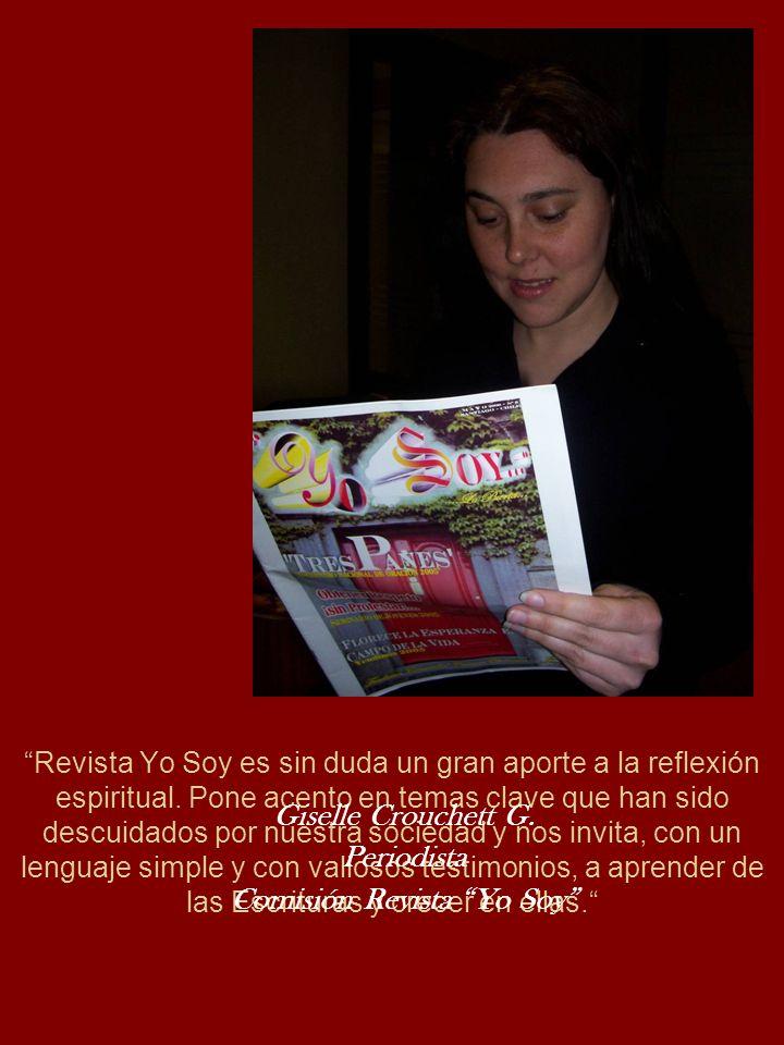 Comisión Revista Yo Soy