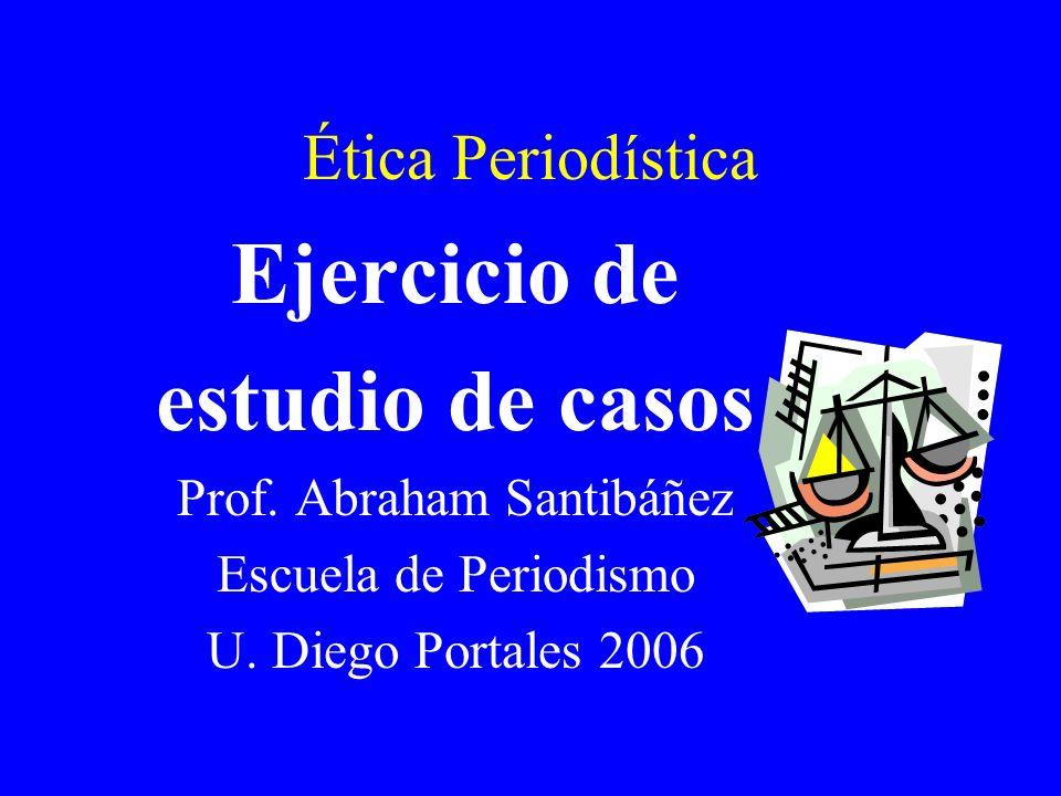 Prof. Abraham Santibáñez