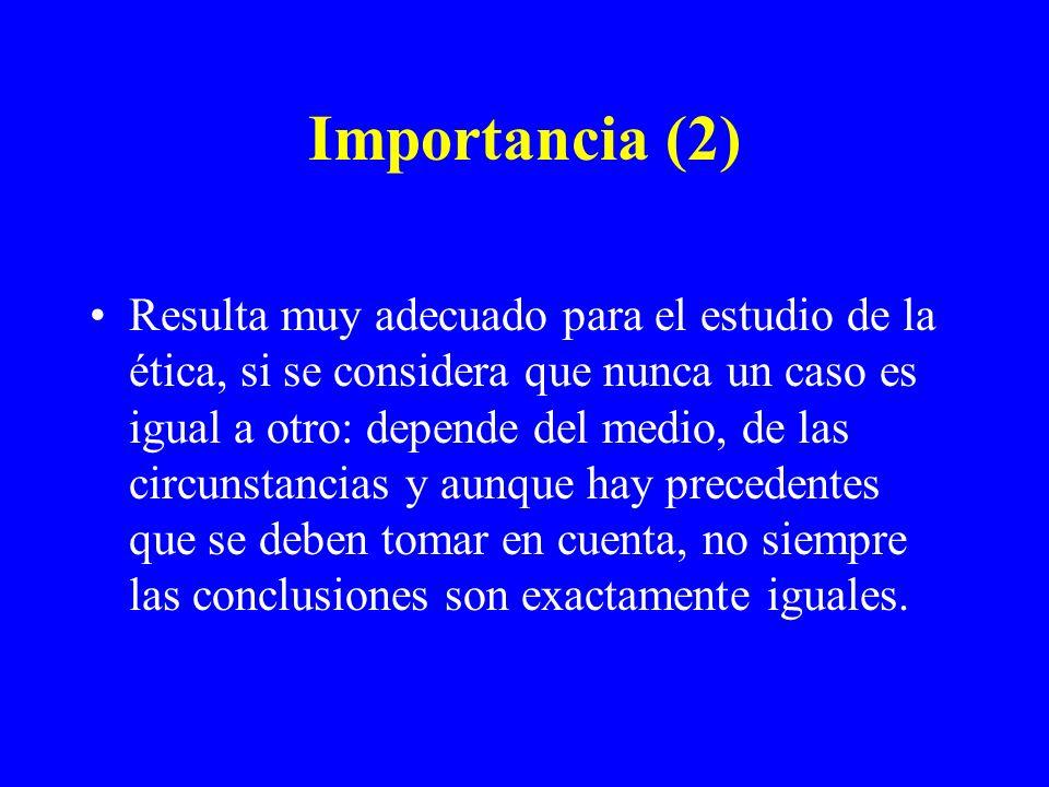 Importancia (2)