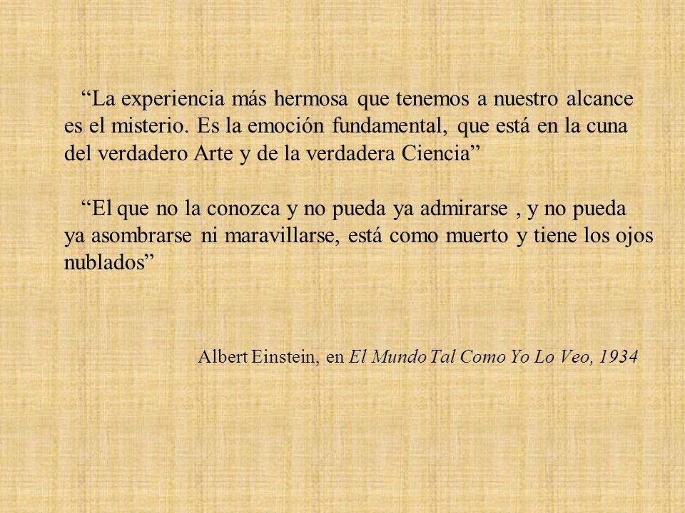 Albert Einstein, en El Mundo Tal Como Yo Lo Veo, 1934