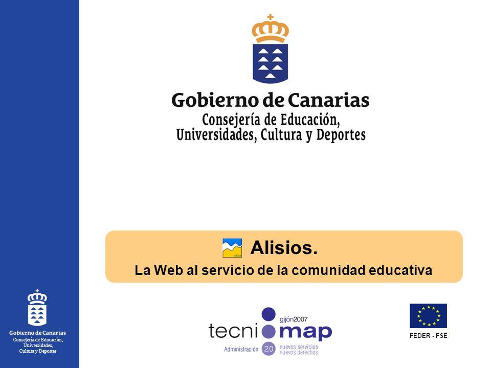 La Web al servicio de la comunidad educativa