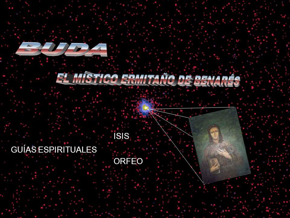 EL MÍSTICO ERMITAÑO DE BENARÉS