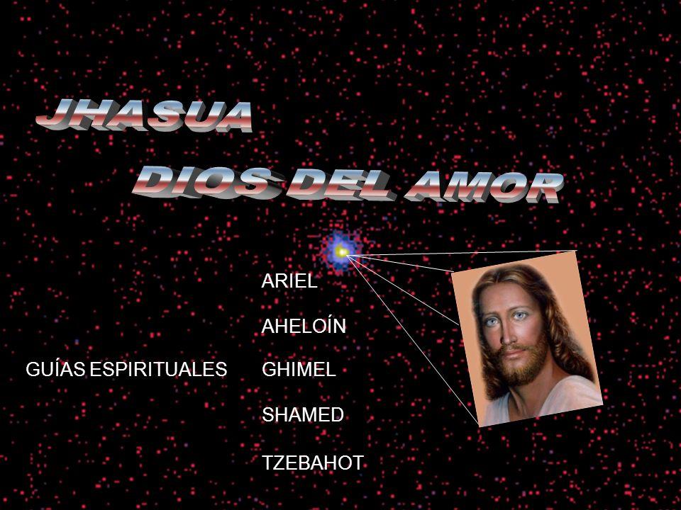 JHASUA JHASUA DIOS DEL AMOR ARIEL AHELOÍN GUÍAS ESPIRITUALES GHIMEL