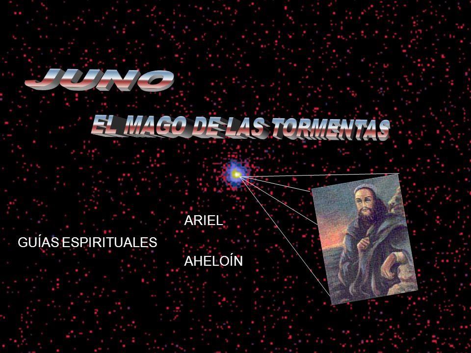 EL MAGO DE LAS TORMENTAS