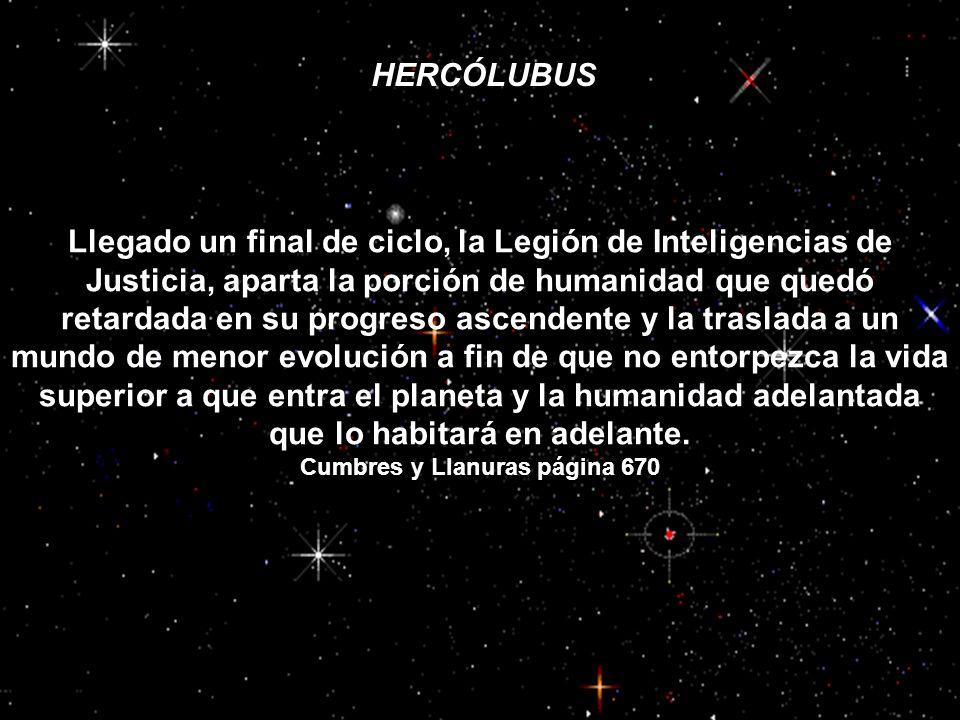 HERCÓLUBUS 1 HERCÓLUBUS