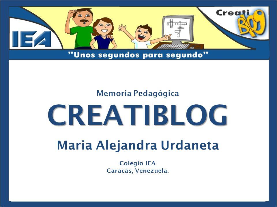 Maria Alejandra Urdaneta