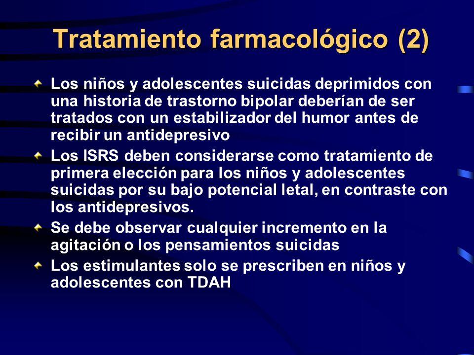 Tratamiento farmacológico (2)