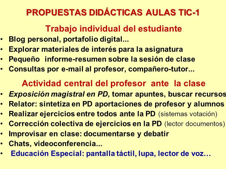 PROPUESTAS DIDÁCTICAS AULAS TIC-1