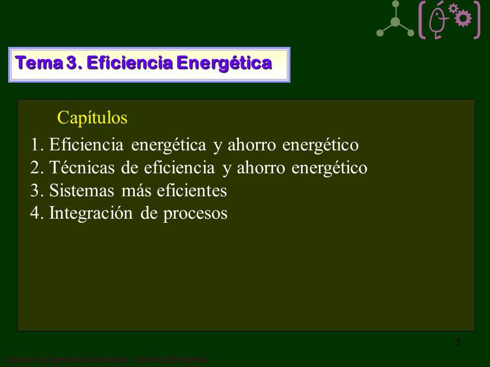 1. Eficiencia energética y ahorro energético