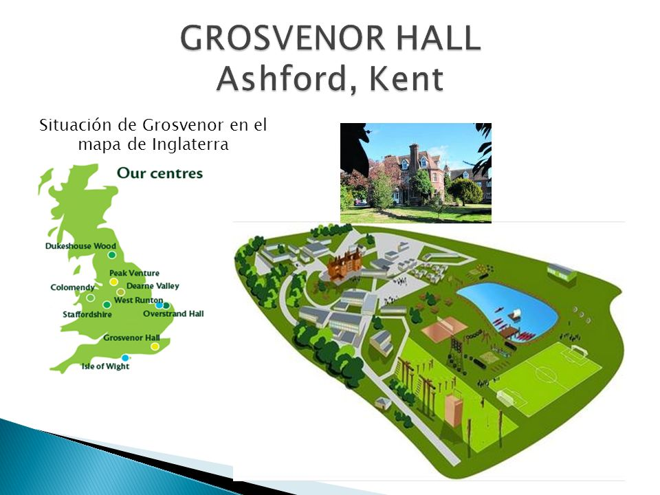 GROSVENOR HALL Ashford, Kent