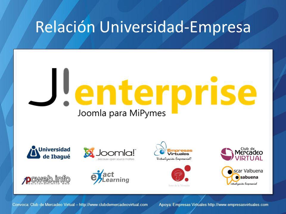 Relación Universidad-Empresa