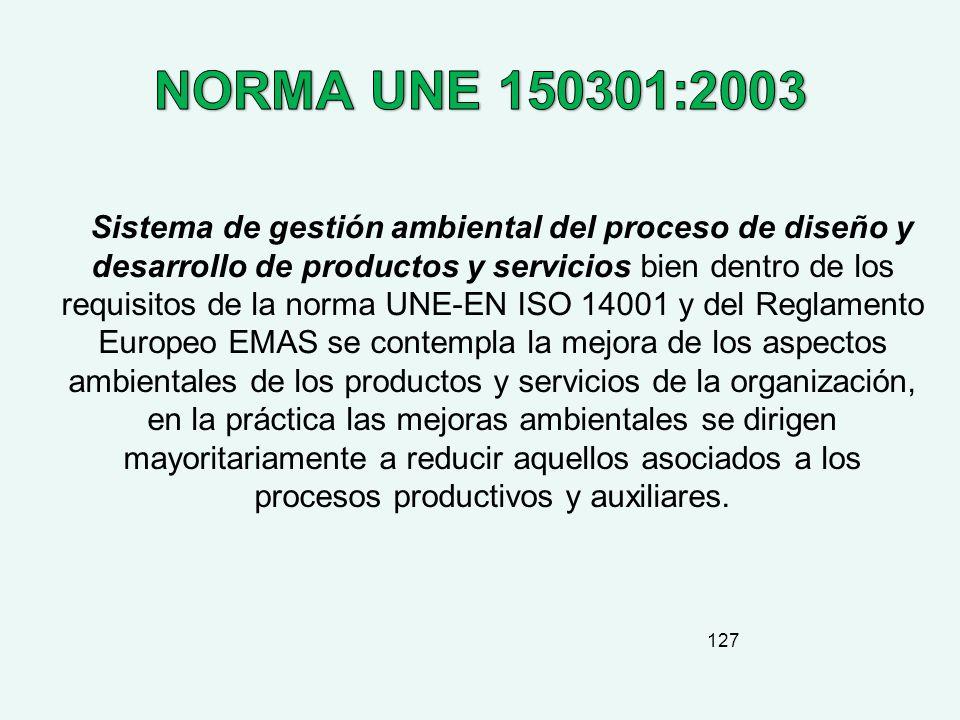NORMA UNE 150301:2003