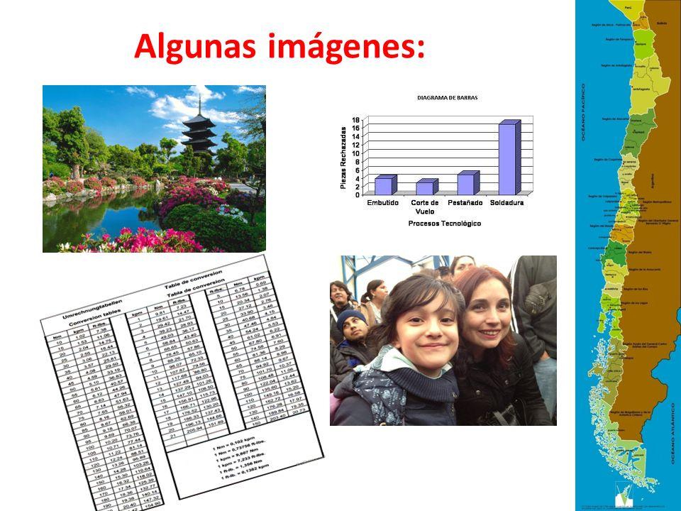 Algunas imágenes: