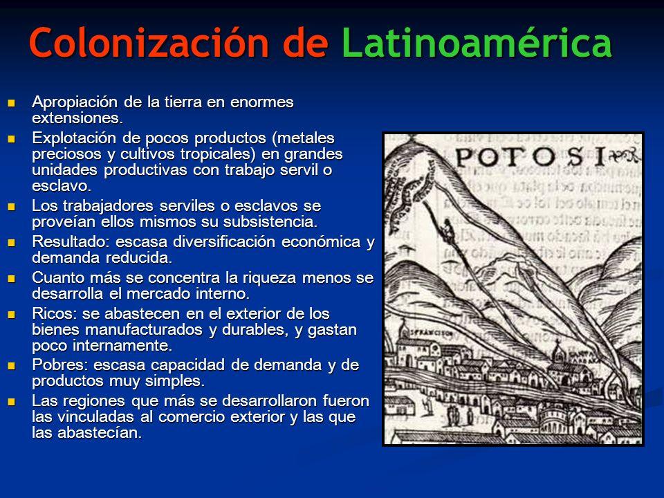 Colonización de Latinoamérica